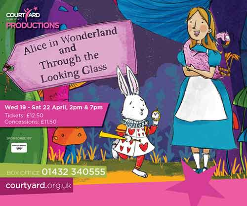 Alice advert