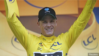 Hilary Coombes Chris Froome article