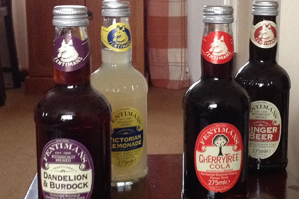 Fentimans Drinks