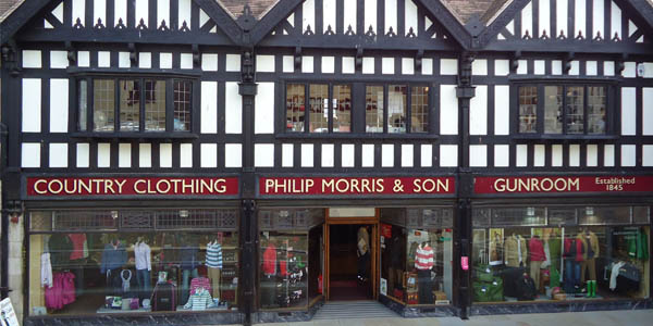 Philip Morris & Son, Hereford